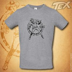 Tex t-shirt Ranger - Grey
