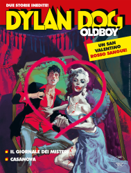 Dylan Dog Oldboy 5 cover