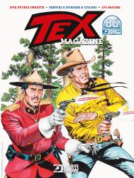 Tex Magazine 2021 cover