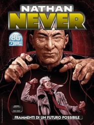 Frammenti di un futuro possibile - Nathan Never 357 cover