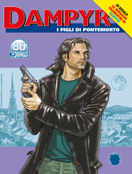 I figli di Pontemorto - Dampyr 253 cover
