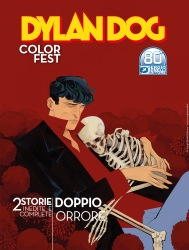 Doppio orrore - Dylan Dog Color Fest 37 cover