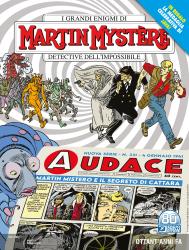 Ottant'anni fa - Martin Mystère 375 cover