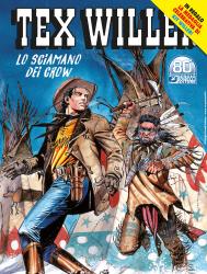 Lo sciamano dei Crow - Tex Willer 31 cover