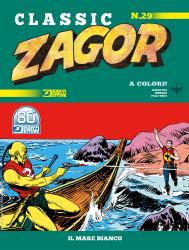 Il mare bianco - Zagor Classic 29