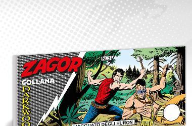 Zagor Collana Darkwood 3 (of 6)