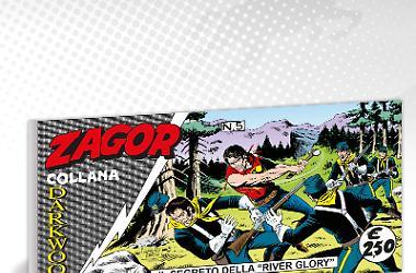 Zagor Collana Darkwood 5 (di 6)
